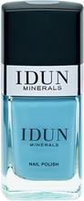 IDUN Minerals Azurit Nail Polish (11 ml)