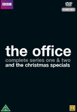 Office - Complete Box Set (5 disc) (Import - Suom.Teksti)