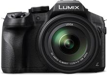 Panasonic Lumix DMC FZ300 Digitalkamera - Schwarz (Englisch Version)