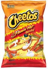 Cheetos Flamin Hot big bag 226gram