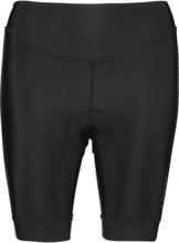 Soc W Staff Bike Shorts Juoksuvaatteet BLACK