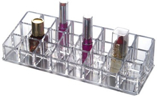 Basics Clear Makeup Organizer Box No. 2 1 stk
