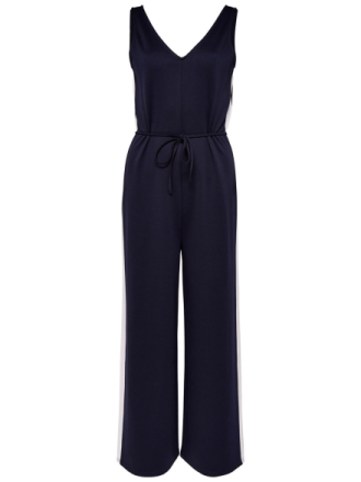 ONLY Detailed Jumpsuit Women Blue