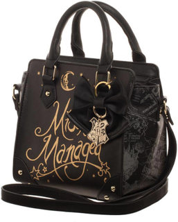 Harry Potter handväska - Mischief Managed