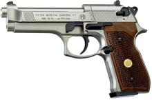 Beretta M92FS Silver trägrepp kolsyrepistol