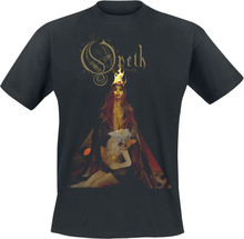 Opeth - Firewoman -T-skjorte - svart