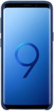 Alcantara Cover S9 - Blue