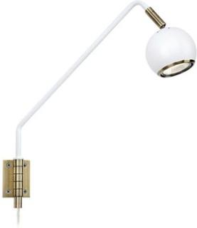 Markslöjd COCO Væglampe White/Antique Markslöjd