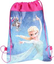 Frozen gymnastiktaske med Elsa
