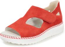 Sandaler Vera från Waldläufer röd