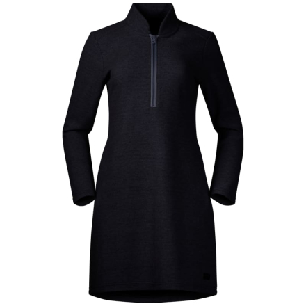 Bergans Oslo Wool Women's Dress Dam Klänning Blå S