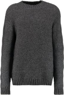 Dickies CRAFTON Strikpullover /Striktrøjer dark gray melange