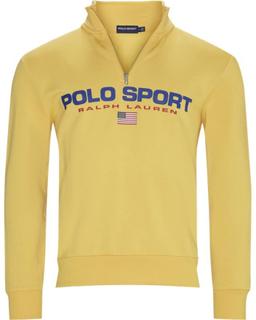 Polo Ralph Lauren Polo Sport Half-zip Sweatshirt Gul