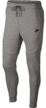 Nike Collegehousut Tech Fleece - Harmaa