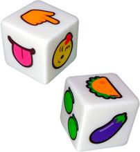 DTF Emoji Dice Game noppapeli