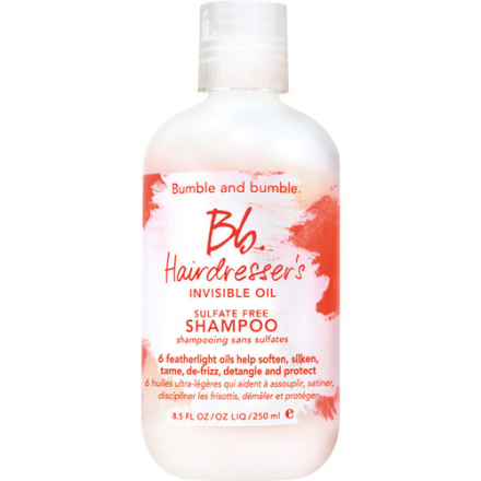 Bumble and bumble Hairdresser's Invisible Oil Sulfate Free Shampoo - 60 ml