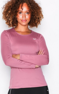 Röhnisch Lasting Long Sleeve Blush