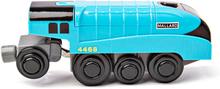 Mallard Batteridrevet tog - Bigjigs Rail, BRIO kompatible