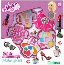 Makeup Sæt til Børn Blomst Pink