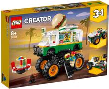 LEGO Creator Monsterburgervogn