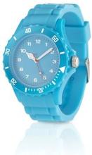 Armbandsur i neonfärger Blå