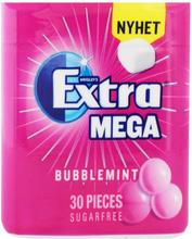 Extra Mega Cubes Bubblemint - 54% rabatt
