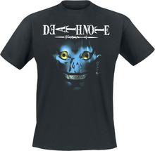 Death Note - Watching Closely -T-skjorte - svart