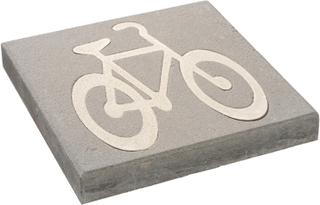 Symbolplattan Cykel