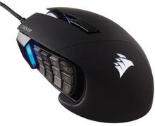 Mus - Corsair SCIMITAR RGB ELITE Gaming Mouse