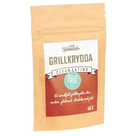Clean Eating Grillkrydda 40 g