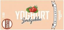 Clean Eating Yoghurt Jordgubbe 100 g
