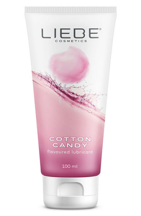 Liebe Lubricant Cotton Candy