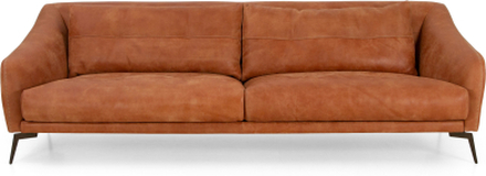 Örgryte 3-sits soffa Africa Tabac