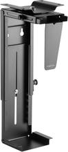 LogiLink Datorhållare Bord/vägg justerbart Universalt - Svart