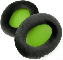HyperX Cloud II velour öronkuddar (grön/svart)