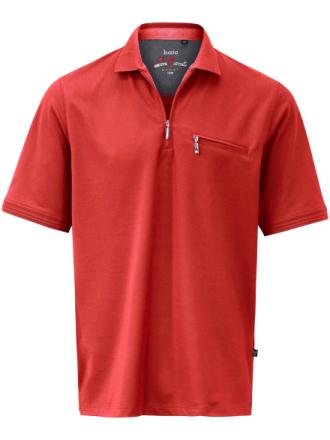 Poloshirts Stay fresh Fra HAJO rød