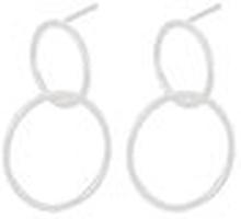 Örhängen, Double Earrings