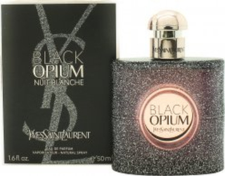 Yves Saint Laurent Black Opium Nuit Blanche Eau de Parfum 50ml Spray