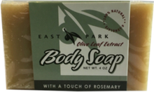 Body Soap Oliven m Rosmarin