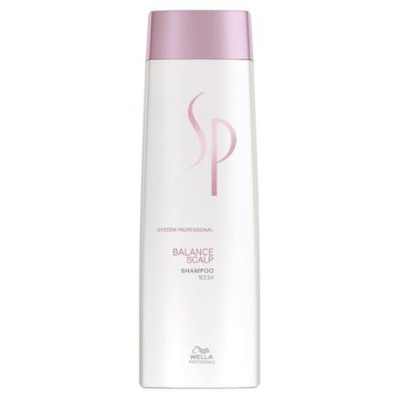 Wella System Professional Balance Scalp Shampoo - 250 ml