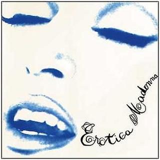 Madonna erotikk stål kjøleskap Magnet