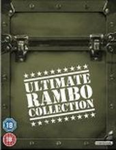 Ultimate Rambo Collection (Blu-ray) (Tuonti)