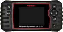 iCarsoft EU Pro Bildiagnostikk