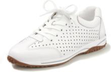Sneakers Florenz hålmönster från Gabor Comfort vit