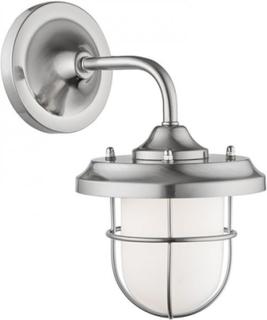 Bounty badrumslampa (Borstat stål)
