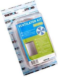 Ventilationssæt til køleskab