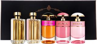 Prada Women Mini Collection 5 Piece Set