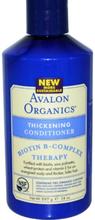 Avalon Organics, Thickening Conditioner, Biotin-B-Komplex-Therapie, 14 Unzen (397 g)
