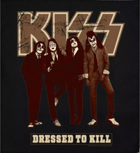 Kiss - Dressed to Kill Patch 35*40 cm