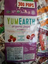 Organische sortierten Vitamin C Lutscher, 5lb (2268 g) - Yummy Earth